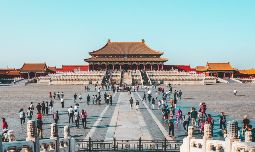 Voyage à Pékin