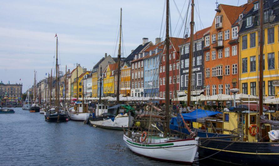 Voyage à Copenhague