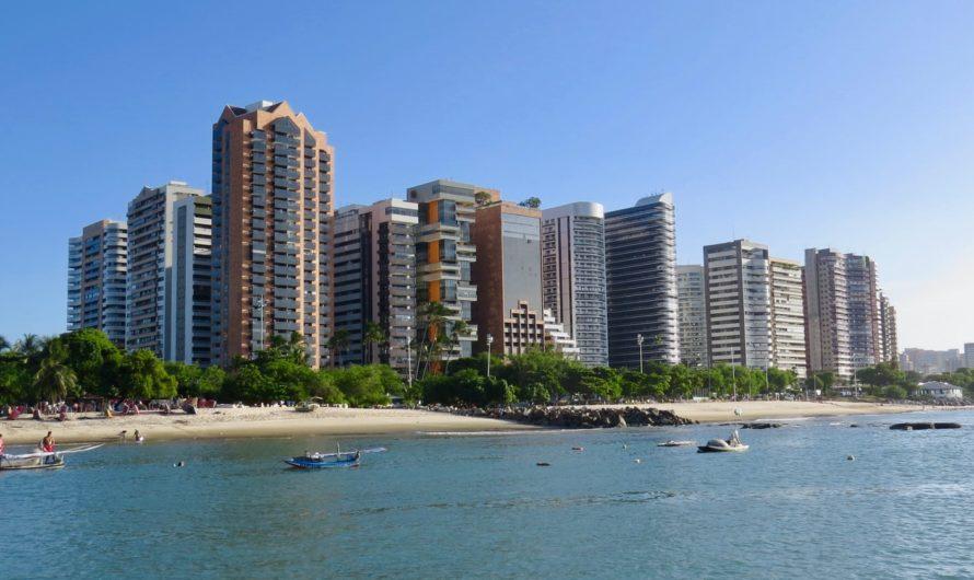 Voyage à Fortaleza