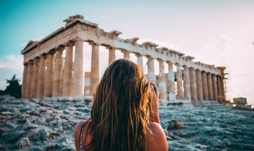 Un voyage à Athènes