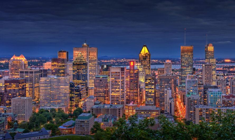 Un voyage à Montréal
