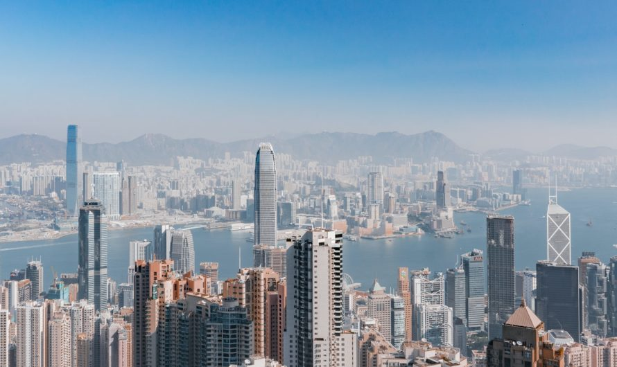 Un voyage à Hong Kong