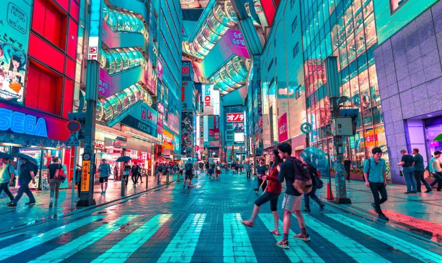 Un voyage à Tokyo