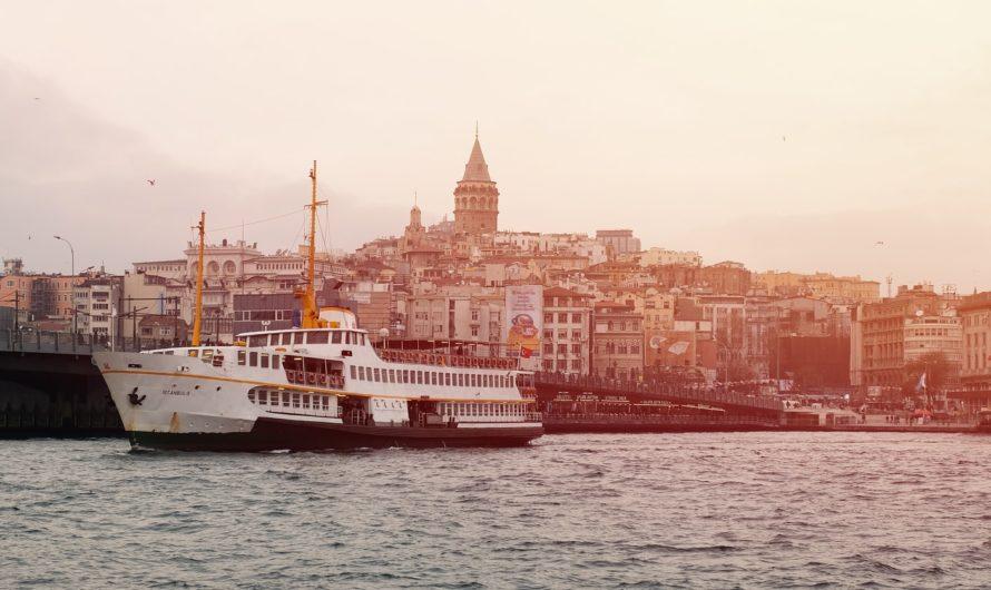 Un voyage à Istanbul