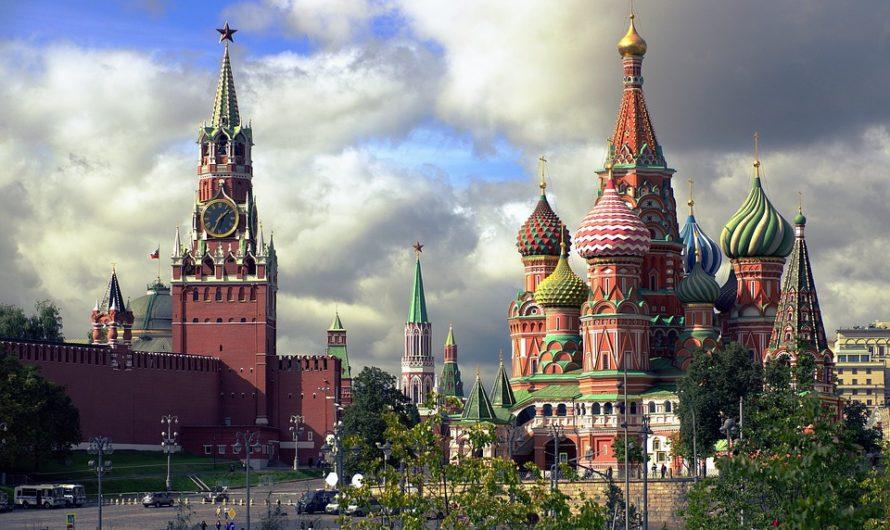 Un voyage à Moscou