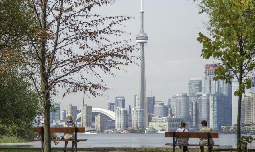 Un voyage à Toronto