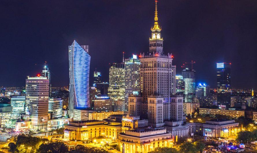 Un voyage à Varsovie en Pologne