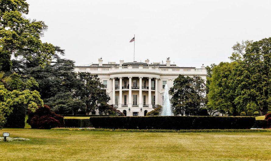 Un voyage à Washington, USA