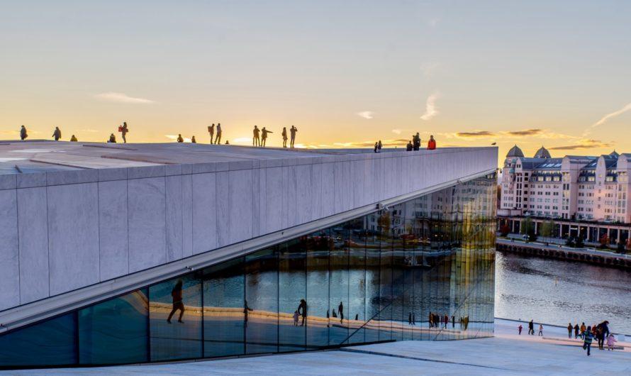 Un voyage à Oslo en Norvège